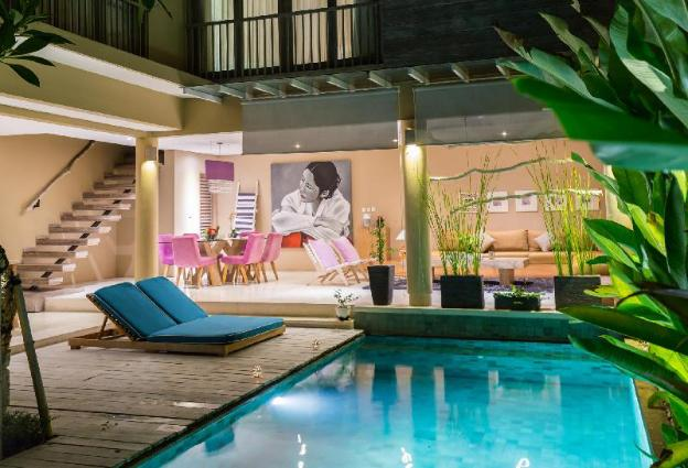 ** Private Pool Villa | Prime Seminyak Location **
