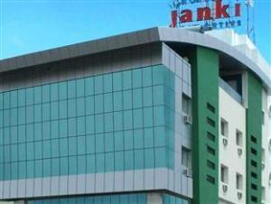 ホテル ジャンキ エグゼクティブ (Hotel Janki Executive)