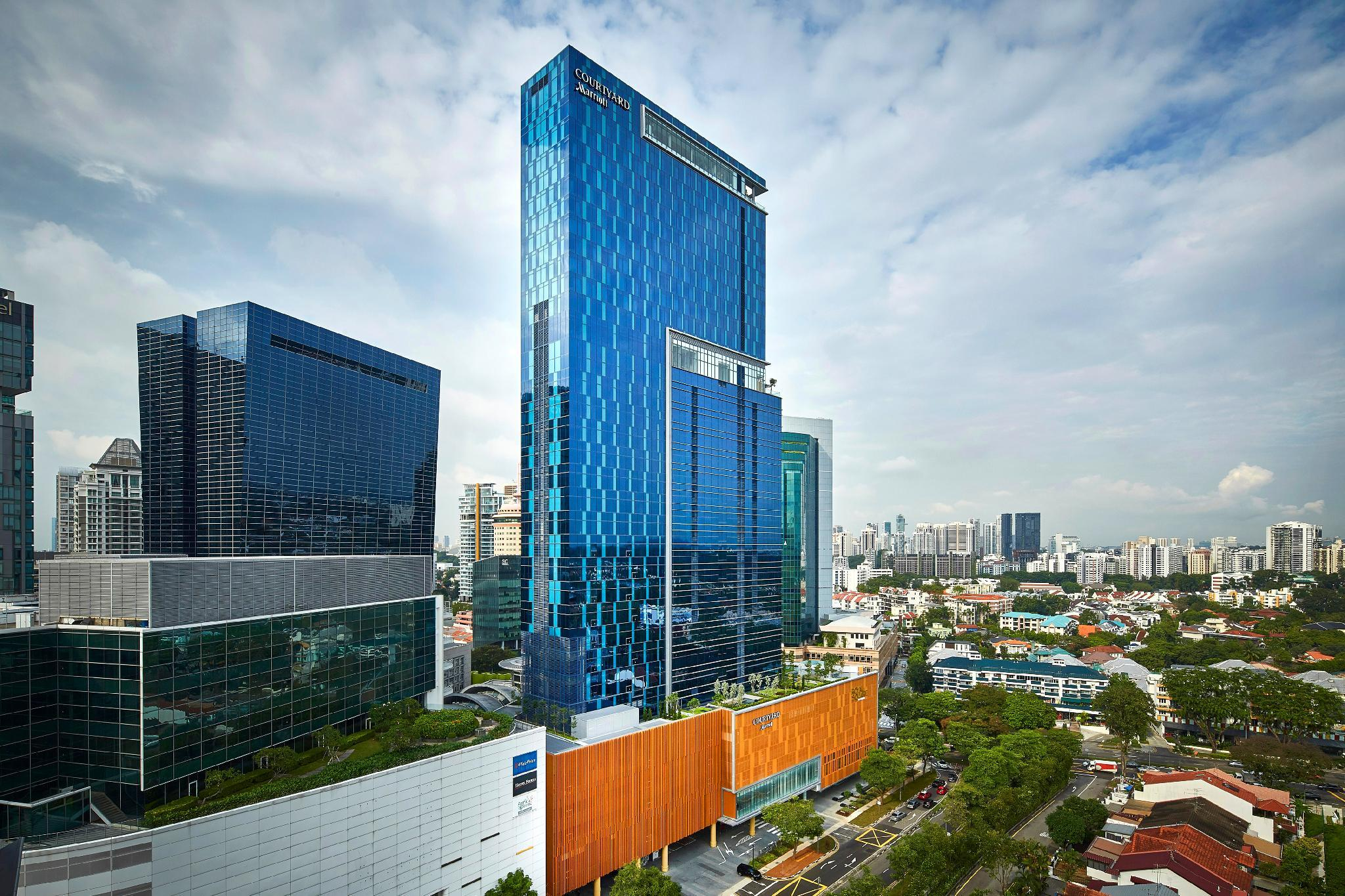Courtyard by Marriott Singapore Novena