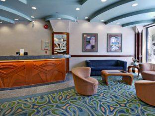 Ramada Vancouver Downtown Vancouver (BC) - Foyer
