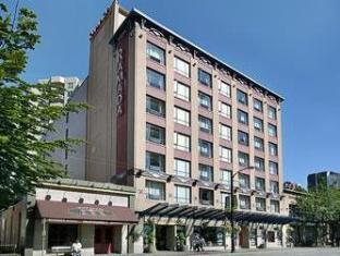 Ramada Vancouver Downtown Vancouver (BC) - Hotel z zewnątrz