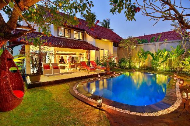 Alysha Villa Seminyak Beachside