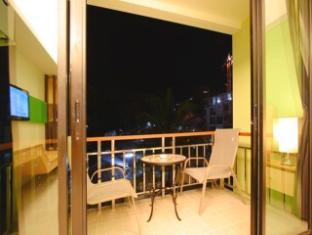 Kalim Beach Place Phuket - Balkon/terasa