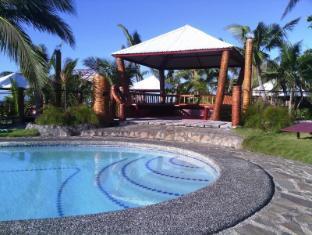 Maia's Beach Resort Bantayan Island - Gazebo by the Pool