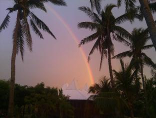 Maia's Beach Resort Bantayan Island - Restaurant under the Rainbow