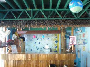 Yooneek Beach Resort Ostrov Bantayan - Recepce