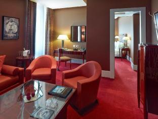 Grand Hotel Via Veneto Rome - Suite Room