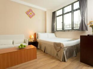 Printemp Hotel Apartment Hong Kong - Konuk Odası