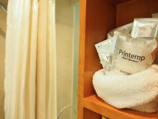 Printemp Hotel Apartment Hong Kong - Bathroom Amenities