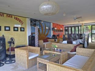 Peace and Love Resort San Vicente - lounge area