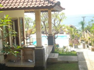 Barong Cafe Bungalow and Restaurant Bali - Utsiden av hotellet