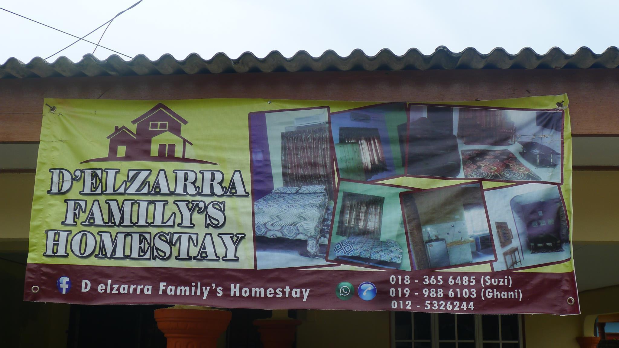 D Elzarra Family Guesthouse