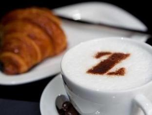 The Z Hotel Victoria London - Cafe