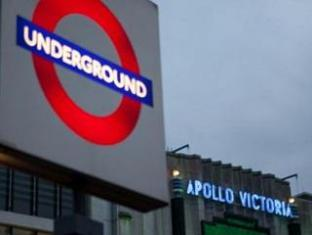 The Z Hotel Victoria London - Surroundings