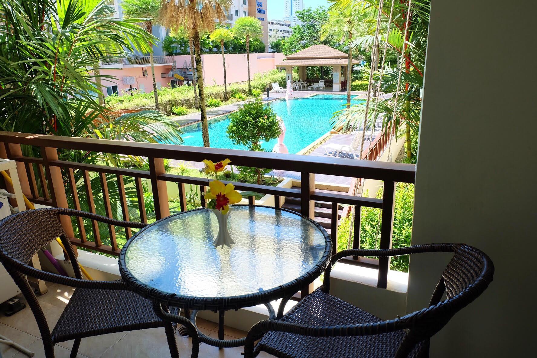 Beautiful 2 Bedroom Apartment In Patong Beach