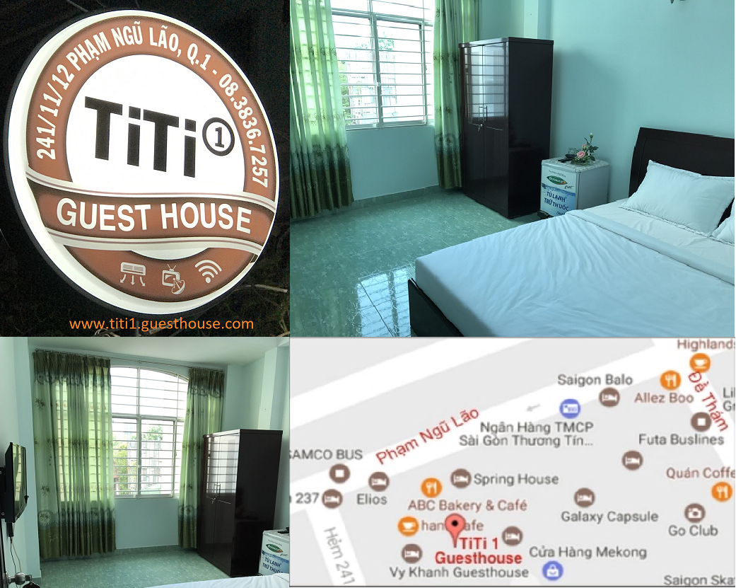 Ti Ti 1 Guesthouse