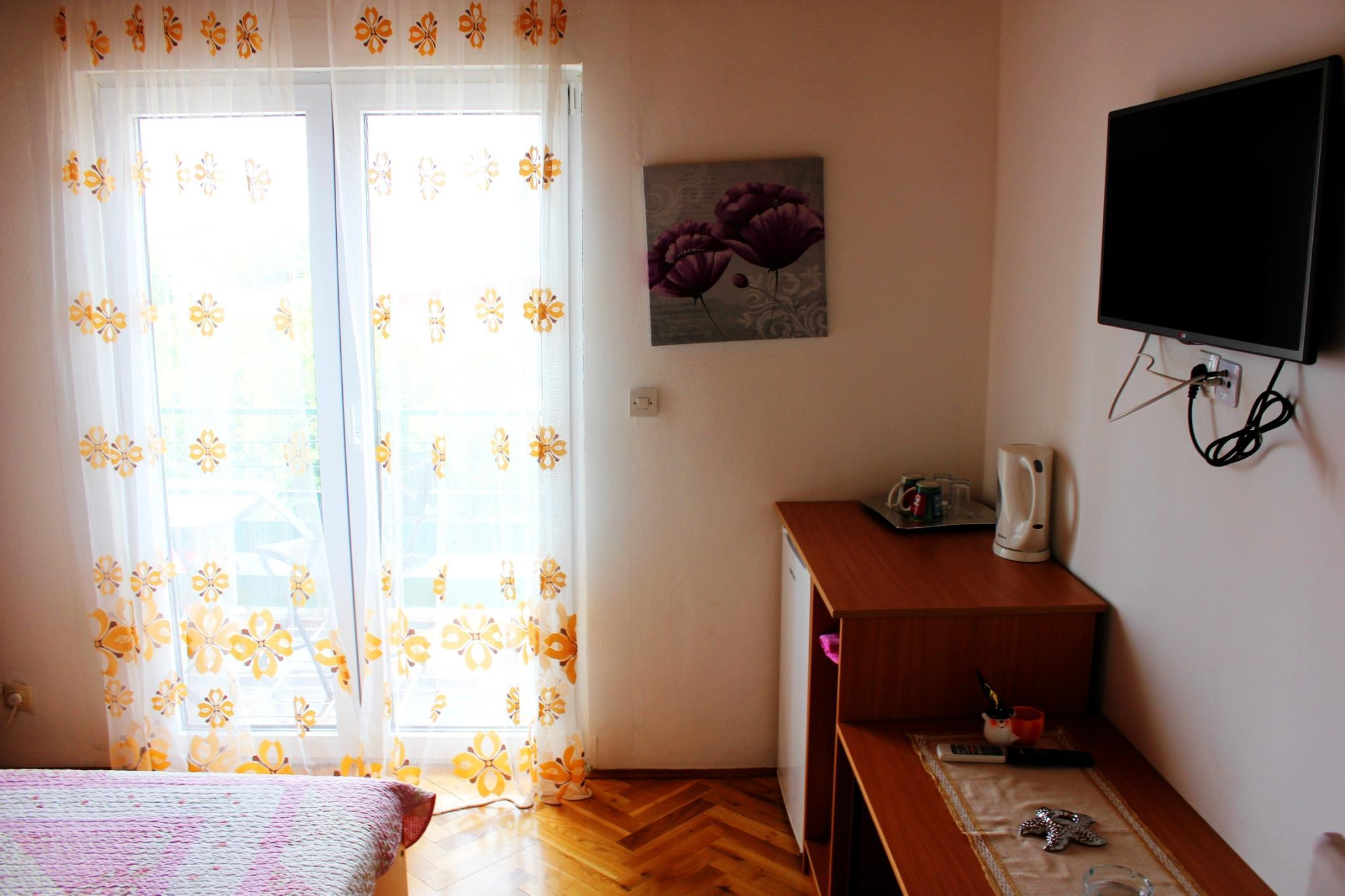 Quiet Room For Two People In Vodice