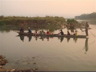 Hotel Rainforest Chitwan - Praia