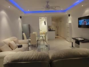 Vtsix Condo Rentals at View Talay 6 Pattaya Pattaya - Presidential 2 Bedroom apartment