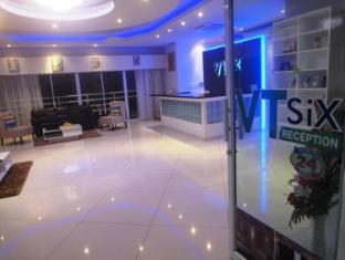 Vtsix Condo Rentals at View Talay 6 Pattaya Pattaya - Lobby open 24 hours