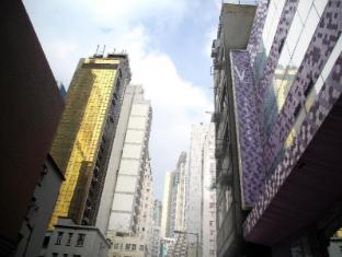 V Wanchai Hotel Hong Kong - Exterior