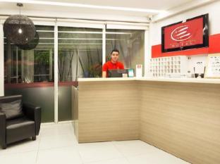 Escario Central Hotel Cebu Stadt - Rezeption
