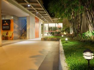 Escario Central Hotel Cebu Stadt - Hotel Aussenansicht