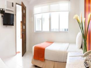 Escario Central Hotel קבו - חדר שינה
