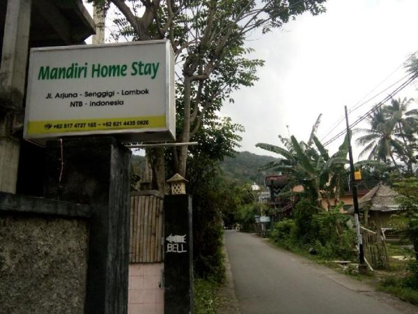 Mandiri Senggigi Homestay Lombok