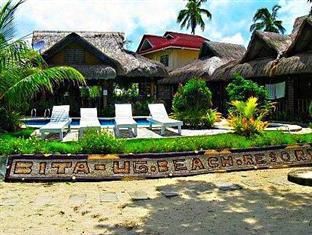 Bitaug Beach Resort Panglao Island - בית המלון מבפנים
