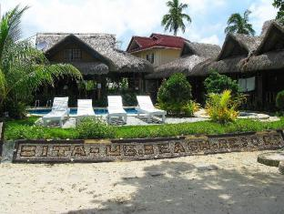Bitaug Beach Resort Panglao sala