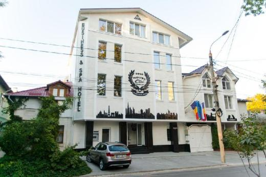 Business & SPA Hotel OLSI