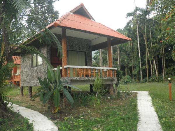 Baan Rimnam Resort Khao Sok