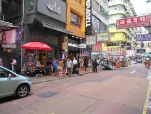 Jinhai Hotel Hong Kong - Surroundings