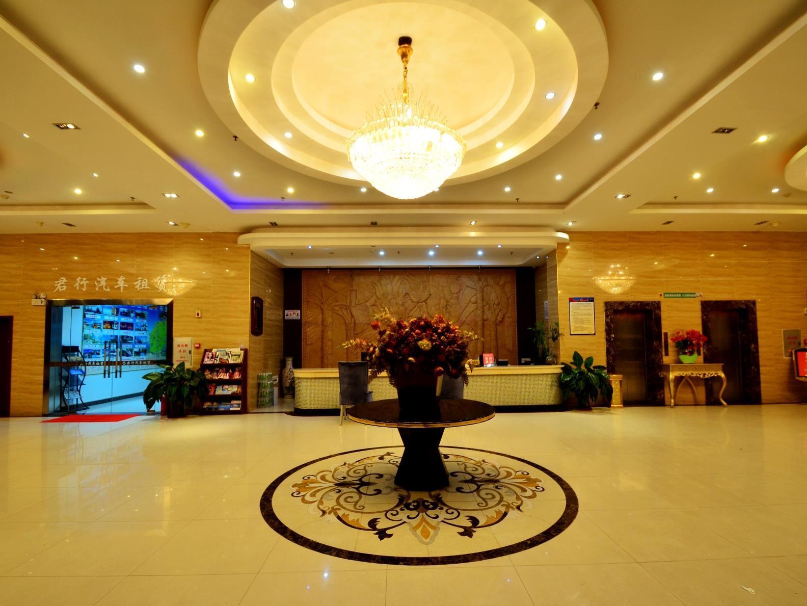 Sanya Jiulixiang Business Hotel 2