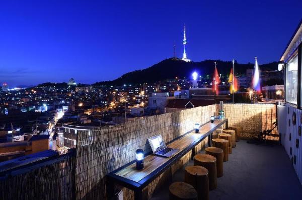 Namsan Photo Park Rooftop #103 Seoul