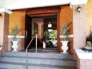 Elsalvador Beach Resort Danao City (Cebu) - Entrance
