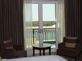Anantara Eastern Mangroves Hotel & Spa Abu Dhabi - Deluxe Mangroves Balcony Room View