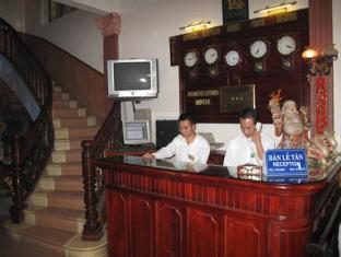Hoang Long Hotel Hanoi - Reception