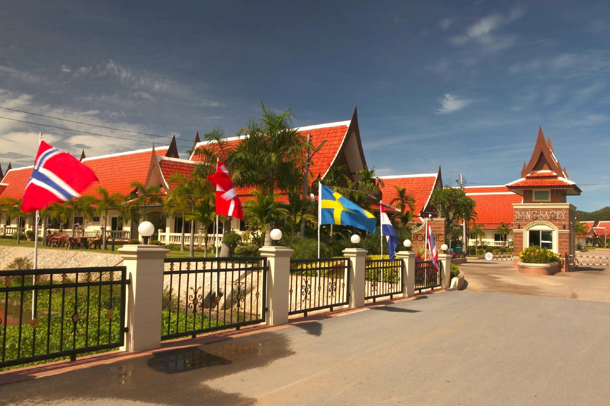 Review Bang Sarey Nordic Resort