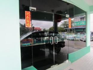 Hotel Hung Hung Kuching - Entrance