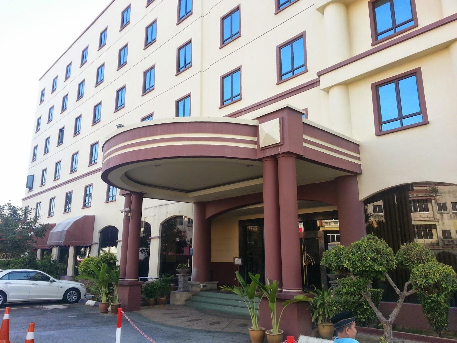 The Aston Hotel