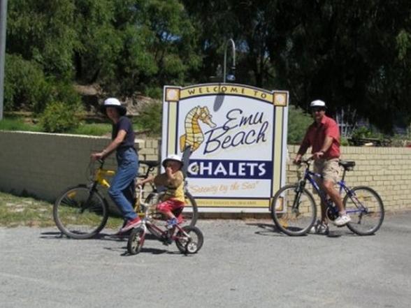 Discount Emu Beach Chalets