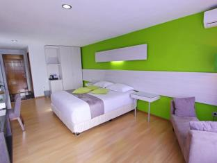 Accordia Dago Hotel Bandung - Kamar Tidur