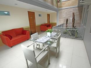 Accordia Dago Hotel Bandung - Balkon/Teras