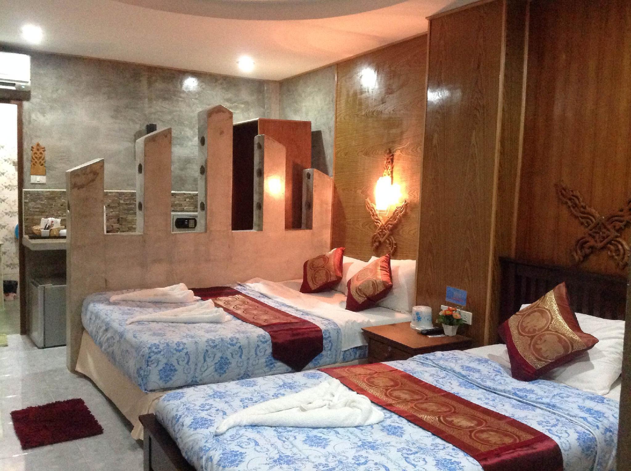 Hotel Murah di Naiyang Phuket - Ruan Mai Nai Yang Beach
