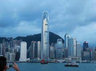 New Tokyo Hostel Hong Kong - Skyline View