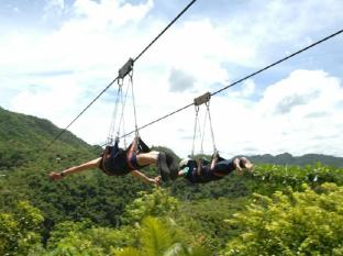 Amun Ini Beach Resort & Spa Anda - Zip-line at Loboc
