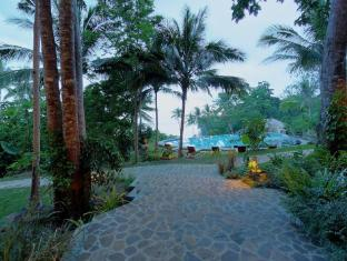 Amun Ini Beach Resort & Spa Anda - View