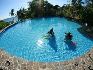 Amun Ini Beach Resort & Spa Anda - Dive course at the pool
